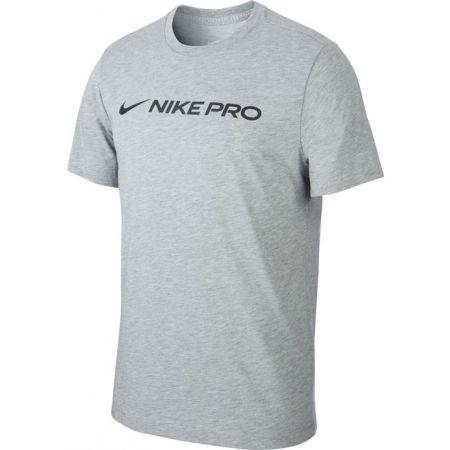 Мъжка тениска - Nike DRY TEE NIKE PRO - 1