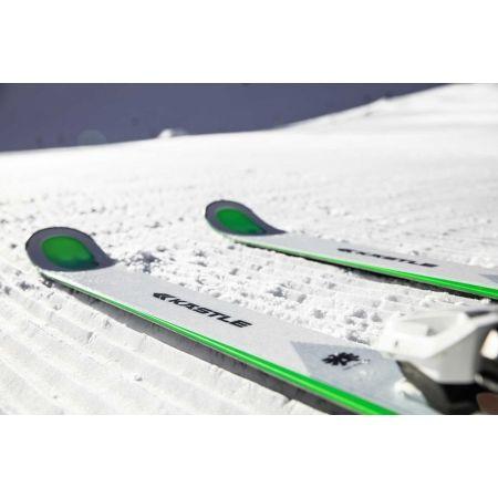 Sjezdové lyže - Kästle DX73 SLR PRO BASE + K10 SLR GW - 9