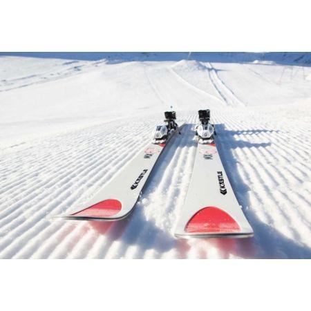 Sjezdové lyže - Kästle MX67 TRIFLEX BASE L162 + K12 TRI GW - 6