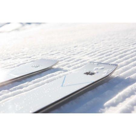 Sjezdové lyže - Kästle MX74 TRIFLEX BASE L162 + K12 TRI GW - 4
