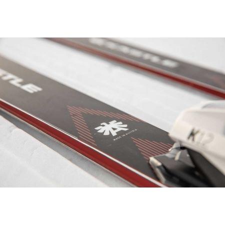 Zjazdové lyže - Kästle RX12 SL RACE PLATE + K14 FREEFLEX EVO - 8