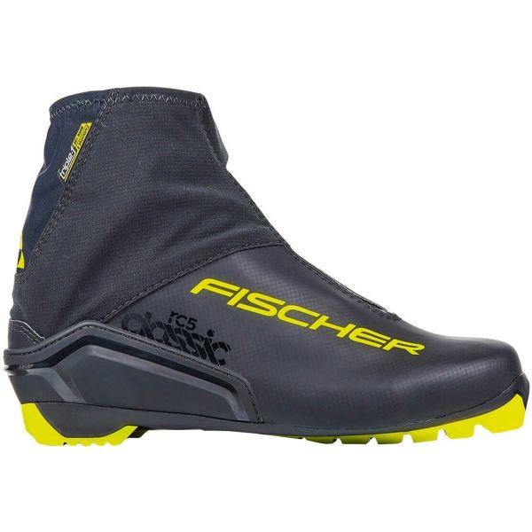 Fischer RC5 CLASSIC  44 - Férfi sífutó cipő klasszikus stílushoz