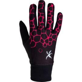Klimatex LUMI - Elastyczne rękawice z palcami damskie