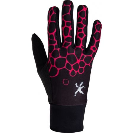 Klimatex LUMI - Women's stretch gloves