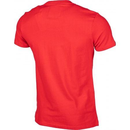 Pánské tričko - Superdry DOWNHILL RACER APPLIQUE TEE - 3