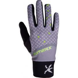 Klimatex LUBO - Pánské střečové prstové rukavice
