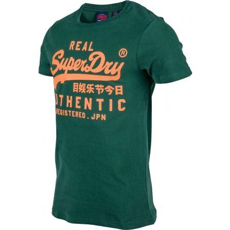 Pánske tričko - Superdry AUTHENTIC - 2