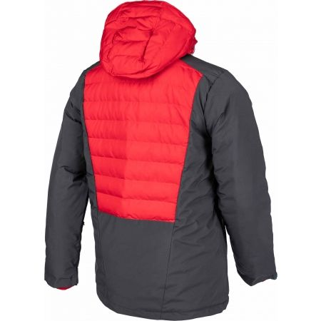 Férfi vízálló kabát - Columbia WHITE HORIZON HYBRID JACKET - 3