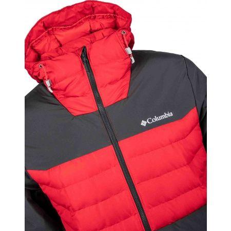 Férfi vízálló kabát - Columbia WHITE HORIZON HYBRID JACKET - 4