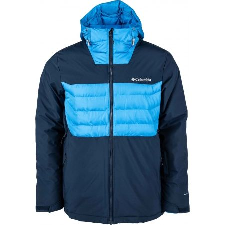 Columbia WHITE HORIZON HYBRID JACKET - Men's water resistant jacket