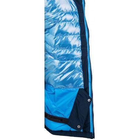 Pánská voděodolná bunda - Columbia WHITE HORIZON HYBRID JACKET - 6