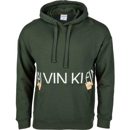 Pánska mikina - Calvin Klein L/S HOODIE - 1
