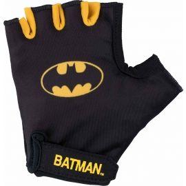 Warner Bros BATMAN - Dětské cyklistické rukavice