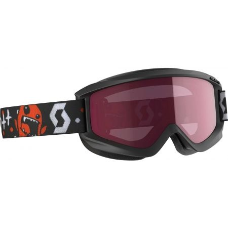 Scott AGENT JR AMPLIFIER - Kids' ski goggles