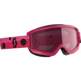 Scott AGENT JR AMPLIFIER - Detské lyžiarske okuliare