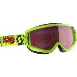 Scott AGENT JR AMPLIFIER - Детски очила за ски