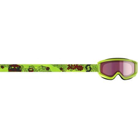 Dětské lyžařské brýle - Scott AGENT JR AMPLIFIER - 2