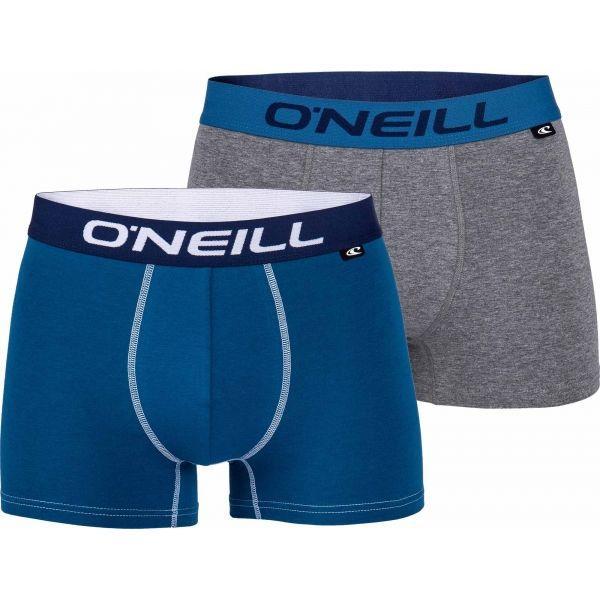 O'Neill MEN BOXER 2PK šedá L - Pánské boxerky