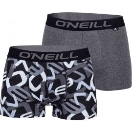O'Neill MEN BOXER ALL OVER LETTERS 2PK - Мъжки боксерки