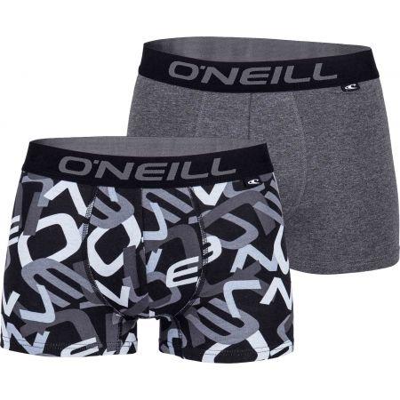 Pánske boxerky - O'Neill MEN BOXER ALL OVER LETTERS 2PK - 1