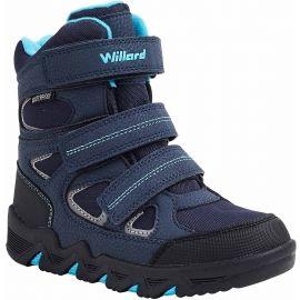 Willard CANADA HIGH - Detská zimná obuv