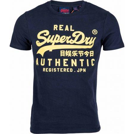 Pánske tričko - Superdry AUTHENTIC - 1