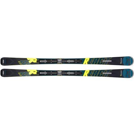 Pánske zjazdové lyže - Rossignol REACT R8 HP+NX 12 KONECT GW - 5