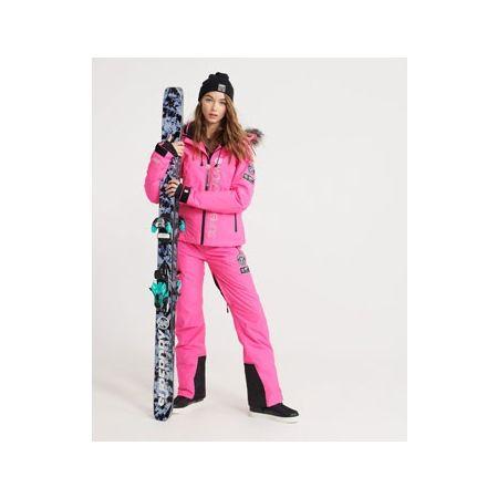 Дамски ски панталони - Superdry SD SKI RUN PANT - 5