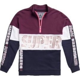Superdry FLASH SPORT CITY CREW - Hanorac de femei