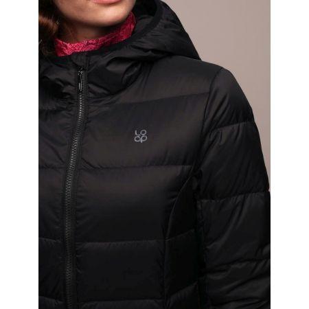 Dámský péřový kabát - Loap IPRADA - 5