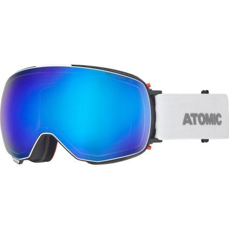 Atomic REVENT Q STEREO - Gogle narciarskie unisex
