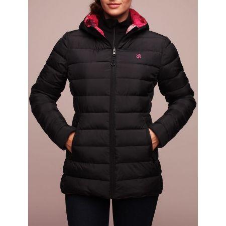 Women's winter jacket - Loap IRKALA - 3