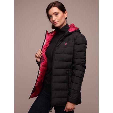 Women's winter jacket - Loap IRKALA - 4