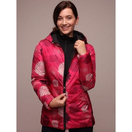Women's winter jacket - Loap IRKALA - 6