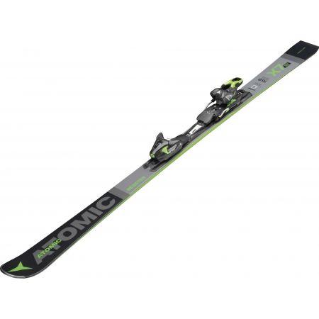 Unisex sjezdové lyže - Atomic REDSTER X7 WB + FT 12 GW - 6