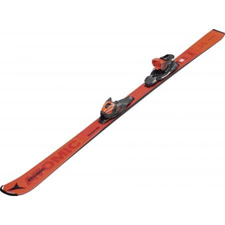 Juniorské zjazdové lyže - Atomic REDSTER J4 + L 6 GW - 6