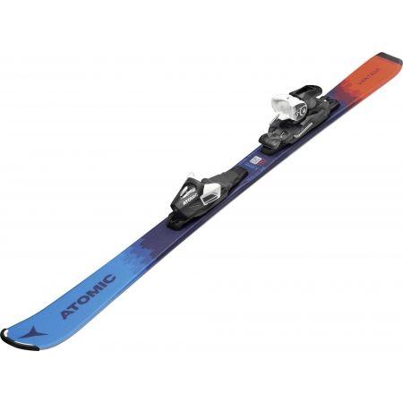 Detské zjazdové lyže - Atomic VANTAGE JR 100-120 + C 5 GW