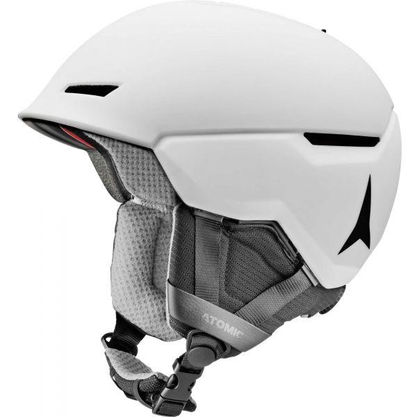 Atomic REVENT+ bílá (55 - 59) - Lyžařská helma