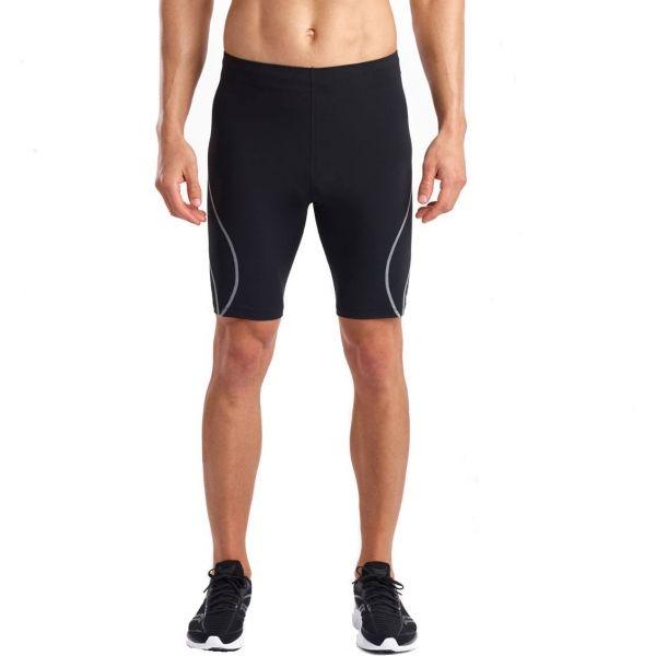 Saucony ENDORPHIN HALF TIGHT černá XL - Pánské běžecké šortky