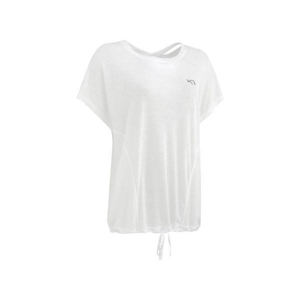 KARI TRAA ISABELLE TEE fehér L - Női sportpóló
