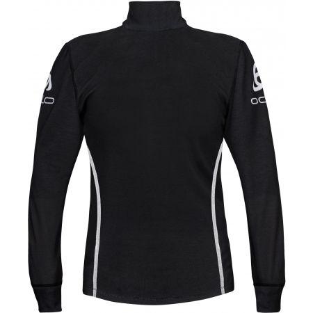 Pánske funkčné tričko - Odlo STAND-UP COLLAR L/S 1/2 ZIP ORIGINALS LIGHT LOGOLINE - 2