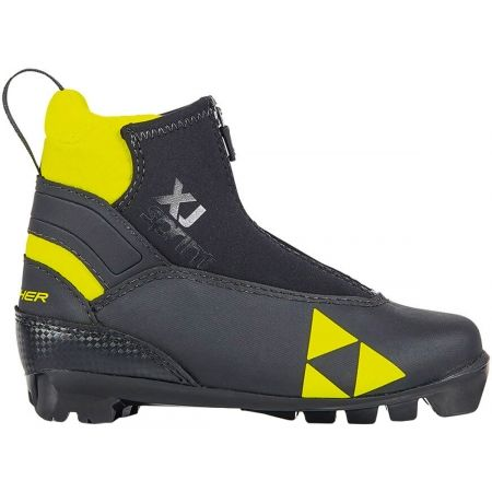 Fischer XJ SPRINT JR - Children's nordic ski boots for classic style