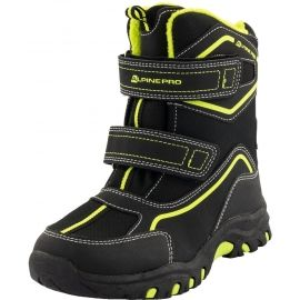 ALPINE PRO MUNDO - Kids' winter shoes