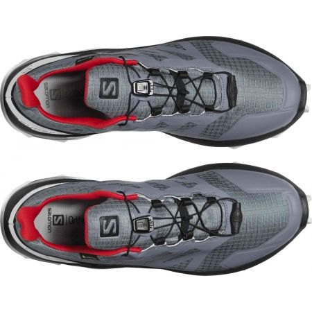 Pánska trailová obuv - Salomon SUPERCROSS GTX - 2