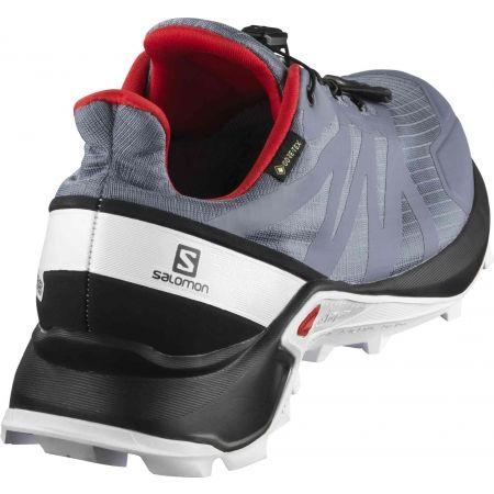 Pánska trailová obuv - Salomon SUPERCROSS GTX - 4