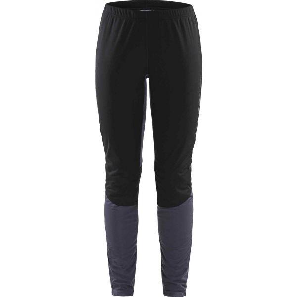 Craft STORM BALANCE W čierna S - Pánske nohavice na bežecké lyžovanie