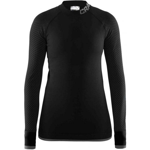 Craft WARM INTENSITY W fekete L - Női funkcionális póló