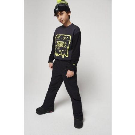 Chlapecké lyžařské/snowboardové kalhoty - O'Neill PB ANVIL PANTS - 3
