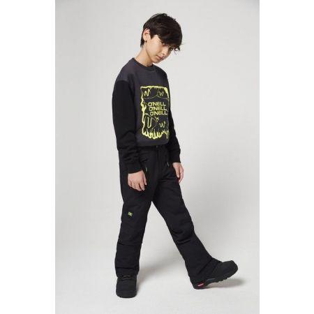 Chlapecké lyžařské/snowboardové kalhoty - O'Neill PB ANVIL PANTS - 4