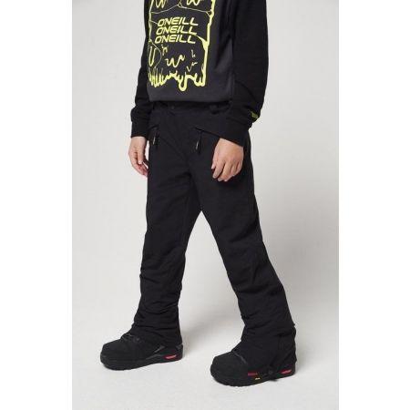 Chlapčenské lyžiarske/snowboardové nohavice - O'Neill PB ANVIL PANTS - 5